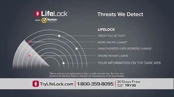 LifeLock TV Spot, 'Harrison DSP1 V1' Featuring Rick Harrison - Thumbnail 4