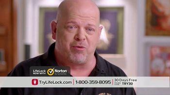 LifeLock TV Spot, 'Harrison DSP1 V1' Featuring Rick Harrison - Thumbnail 7