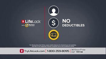 LifeLock TV Spot, 'Harrison DSP1 V1' Featuring Rick Harrison - Thumbnail 9