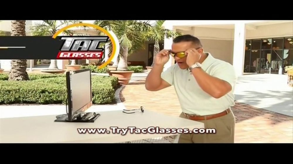 363b31047d Bell + Howell Tac Glasses TV Commercial