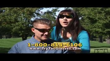 Bell + Howell Tac Glasses TV Spot, 'No Ordinary Sunglasses' Ft. Nick Bolton - Thumbnail 8