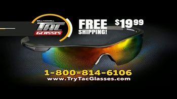 Bell + Howell Tac Glasses TV Spot, 'No Ordinary Sunglasses' Ft. Nick Bolton - Thumbnail 3