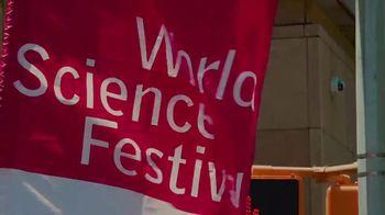 World Science Festival TV Spot, '2018 New York City' - Thumbnail 1