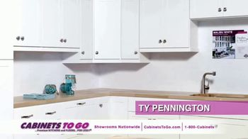 Cabinets To Go Buy More Save More TV Spot, 'Discoveries' Ft. Ty Pennington - Thumbnail 3