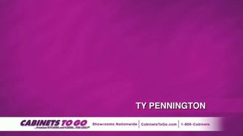 Cabinets To Go Buy More Save More TV Spot, 'Discoveries' Ft. Ty Pennington - Thumbnail 5