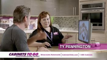 Cabinets To Go Buy More Save More TV Spot, 'Discoveries' Ft. Ty Pennington - Thumbnail 6