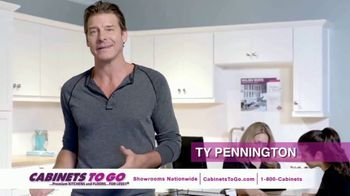 Cabinets To Go Buy More Save More TV Spot, 'Discoveries' Ft. Ty Pennington - Thumbnail 7