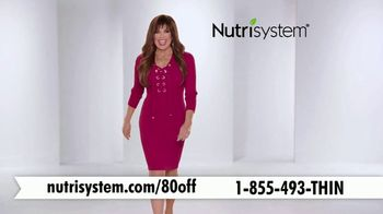 Nutrisystem Turbo 13 TV Spot, 'Weighing You Down: 80' Feat. Marie Osmond - Thumbnail 1