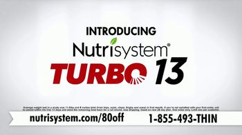 Nutrisystem Turbo 13 TV Spot, 'Weighing You Down: 80' Feat. Marie Osmond - Thumbnail 3