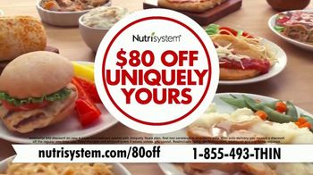 Nutrisystem Turbo 13 TV Spot, 'Weighing You Down: 80' Feat. Marie Osmond - Thumbnail 7