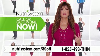 Nutrisystem Turbo 13 TV Spot, 'Weighing You Down: 80' Feat. Marie Osmond - 150 commercial airings