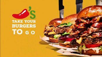 Chili's Boss Burger TV Spot, 'Take Your Burgers to Go' - Thumbnail 10