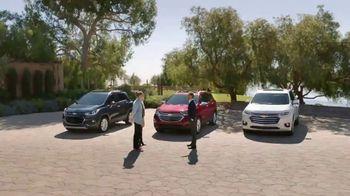 Chevrolet Memorial Day Sales Event TV Spot, 'New Couple' [T2] - Thumbnail 1