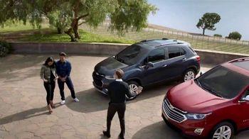 Chevrolet Memorial Day Sales Event TV Spot, 'New Couple' [T2] - Thumbnail 4