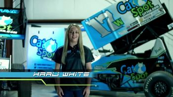 CatSpot TV Spot, 'Makes the Work Easier' Featuring Harli White - Thumbnail 2