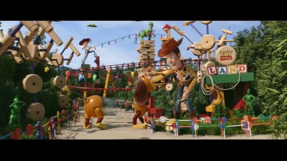 Walt Disney World TV Commercial, 'Toy Story Land: Reunited'
