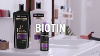 TRESemme Expert With Biotin Repair & Protect TV Spot, 'Do Some Damage' - Thumbnail 7
