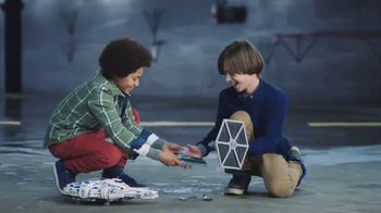 LEGO Star Wars Han Solo Sets TV Spot, 'Stop That TIE Fighter'