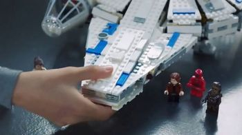 LEGO Star Wars Han Solo Sets TV Spot, 'Stop That TIE Fighter' - Thumbnail 4