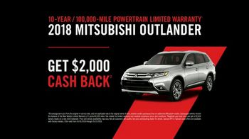 2018 Mitsubishi Outlander TV Spot, 'Separated at Birth: One Fateful Day' [T2] - Thumbnail 10