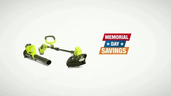 The Home Depot Memorial Day Savings TV Spot, 'Empieza el verano' [Spanish] - Thumbnail 9