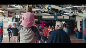 T-Mobile TV Spot, 'Hats Off' Featuring Bryce Harper - 9336 commercial airings