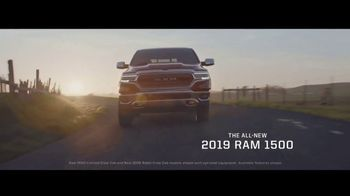 Ram Trucks Memorial Day Sales Event TV Spot, \'Show Up\'