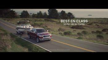 Ram Trucks Memorial Day Sales Event TV Spot, 'Show Up' - Thumbnail 4