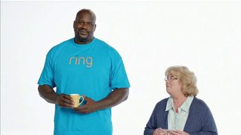Ring Video Doorbell 2 TV Spot, 'Vickie' Featuring Shaquille O'Neal - Thumbnail 9