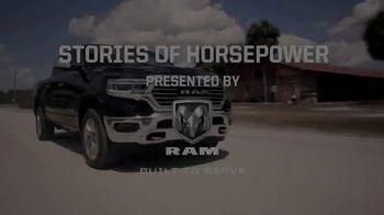 Ram Trucks TV Spot, 'History Channel: A Day as a Thoroughbred Caretaker' [T1] - Thumbnail 1
