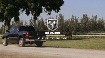 Ram Trucks TV Spot, 'History Channel: A Day as a Thoroughbred Caretaker' [T1] - Thumbnail 10