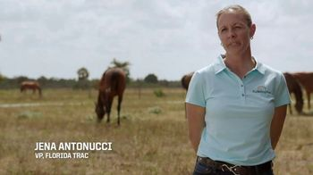 Ram Trucks TV Spot, 'History Channel: A Day as a Thoroughbred Caretaker'