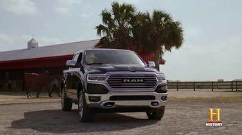 Ram Trucks TV Spot, 'History Channel: A Day as a Thoroughbred Caretaker' [T1] - Thumbnail 4