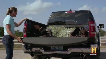 Ram Trucks TV Spot, 'History Channel: A Day as a Thoroughbred Caretaker' [T1] - Thumbnail 5