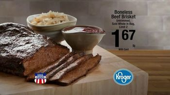 The Kroger Company TV Spot, 'Red, White & Barbecue' - Thumbnail 9