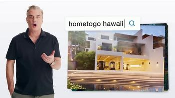 HomeToGo TV Spot, 'One Search' Featuring Chris Noth - Thumbnail 4