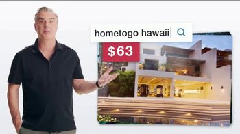 HomeToGo TV Spot, 'One Search' Featuring Chris Noth - Thumbnail 5