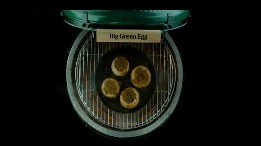 Big Green Egg Tv Commercial Cook It On The Egg Ispot Tv