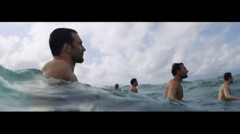 Ralph Lauren Polo Ultra Blue TV Spot, 'Waves' Featuring Luke Rockhold - Thumbnail 4
