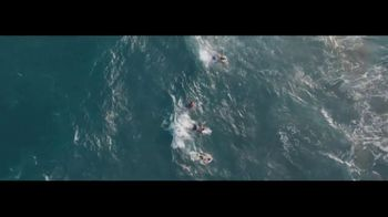 Ralph Lauren Polo Ultra Blue TV Spot, 'Waves' Featuring Luke Rockhold - Thumbnail 5