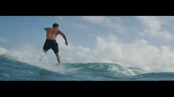 Ralph Lauren Polo Ultra Blue TV Spot, 'Waves' Featuring Luke Rockhold