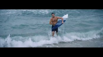 Ralph Lauren Polo Ultra Blue TV Spot, 'Waves' Featuring Luke Rockhold - Thumbnail 8