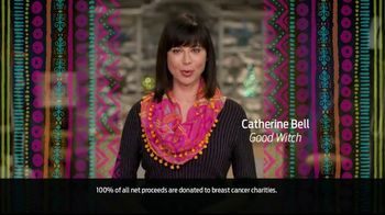 Ford Warriors in Pink TV Spot, 'Hallmark Good Witch' Feat.Catherine Bell