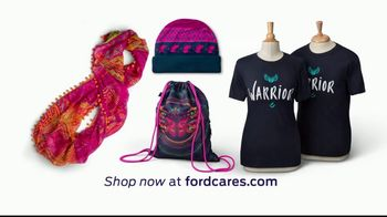 Ford Warriors in Pink TV Spot, 'Hallmark Good Witch' Feat.Catherine Bell - Thumbnail 6