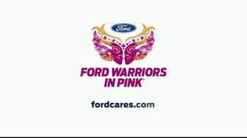 Ford Warriors in Pink TV Spot, 'Hallmark Good Witch' Feat.Catherine Bell - Thumbnail 7