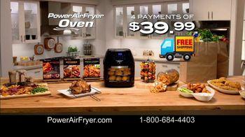 Power AirFryer Oven TV Spot, 'Quantam Leap' - Thumbnail 10