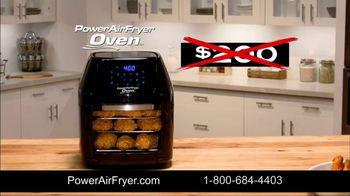 Power AirFryer Oven TV Spot, 'Quantam Leap' - Thumbnail 7