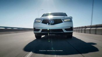 Acura Memorial Day TV Spot, 'Exhilarating Lineup' [T2] - 101 commercial airings