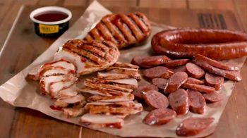 Dickey's BBQ Family Packs TV Spot, 'Ordering for Everyone' - Thumbnail 4
