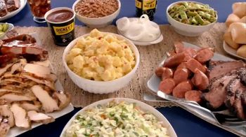 Dickey's BBQ Family Packs TV Spot, 'Ordering for Everyone' - Thumbnail 8